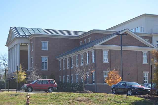 Chatham County Traffic Courthouse in Pittsboro, NC