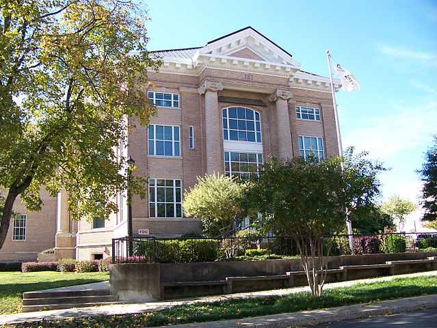 Gaston County Traffic Courthouse in Gastonia, NC