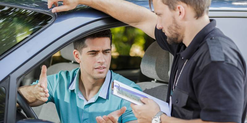 north carolina speeding ticket traffic citation