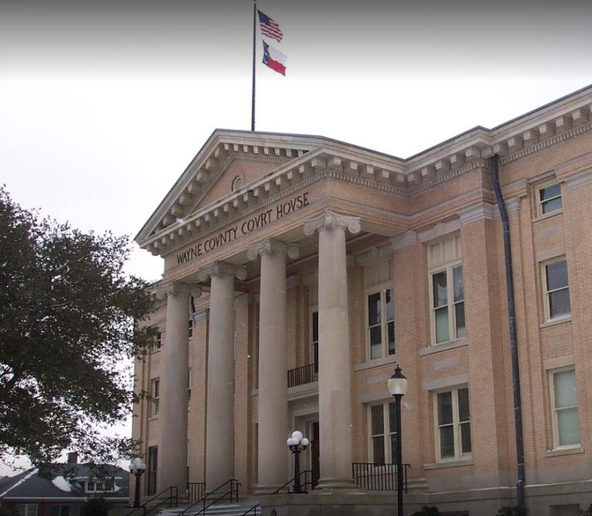 Wayne County Traffic Courthouse in Goldsboro, NC